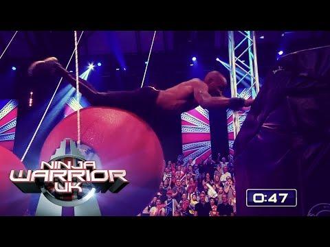 Sebastien Foucan kicks the new series off in incredible style  Ninja Warrior UK
