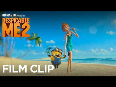 "Despicable Me 2 - Clip: ""Dave Falls for Lucy"" - Illumination"