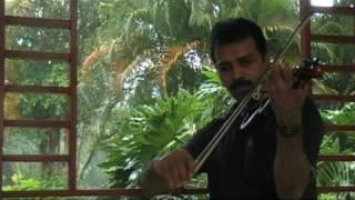 Kal Ho Naa Ho - Violin Solo By Shine