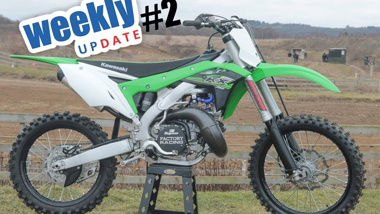 Weekly Update #2 - 2018 KX125 Parts For The Build