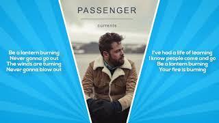 Passenger | Thunder and Lightning / Lanterns (Official Lyrics)