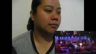 "DASFVLOGS ""CHARICE"" Jingle bell rock Rockafeller_mv reaction"