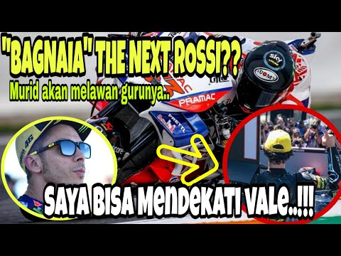 Bagnaia-moto gp 2019 tentang penerus valentino rossi Mp3