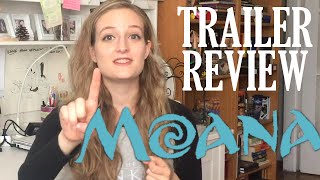 Trailer Review: Moana - Back To Neverland