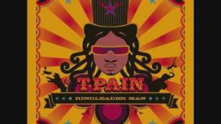 T-Pain - Ringleader Man [OFFICIAL SONG]