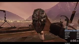 Dishonored 2 Any% Speedrun (25:39)