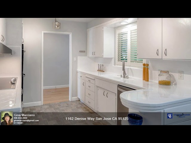 1162 Denise Way, San Jose, CA    95125
