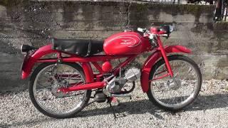 moto guzzi cardellino 73cc (restauro)