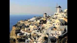 Santorin . lesCyclades - Grèce.wmv