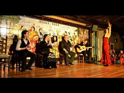 Flamenco Show Madrid - Tablao Flamenco Villa Rosa Review