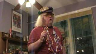 Saxgourmet Mardi Gras Beads!
