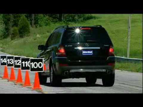 Motorweek Video of the 2007 Mercedes-Benz GL-Class