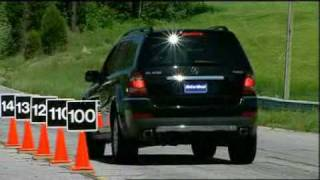 Motorweek Video of the 2007 Mercedes-Benz GL-Class