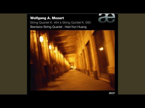 String Quintet In D Major, K. 593 : Larghetto - Allegro