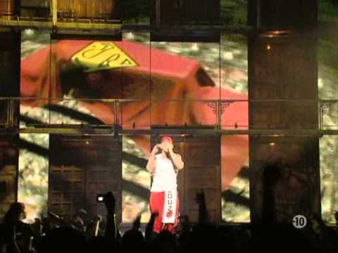 Eminem Live From New York City  (part 1)