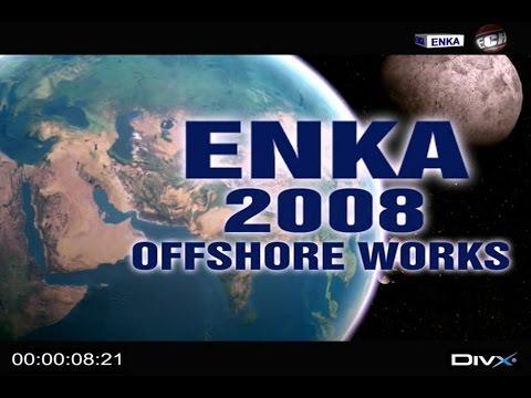 ENKA Kashagan Oil Field Development Project 01