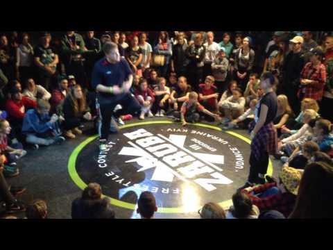 Zaruba 2015 Hip-Hop Pro 1/8 Lisa Kochubey...