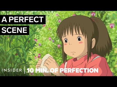 The Best Moment In Spirited Away Is A Scene Where Nothing Happens 10 Minutes Of Perfection Youtube