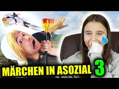 MÄRCHEN in ASOZIAL 3  feat. Kelly - Julien Bam / Reaction - Celina