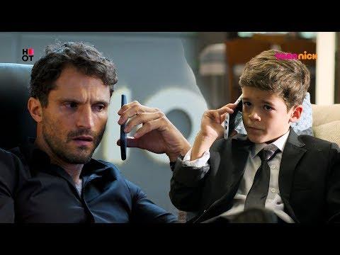 פוראבר: סטיבן הילד מתקשר להקטור | הרגעים הגדולים | טין ניק