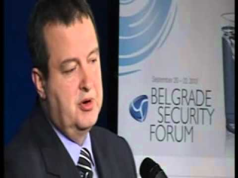 Keynote Speech: H.E. Ivica Dačić'  Prime Minister and Minister of Interior' Republic of Serbia