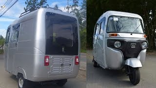 AC Auto rickshaw launching in india First AC Auto  ( Awesome Modification )  || CAR CARE TIPS ||