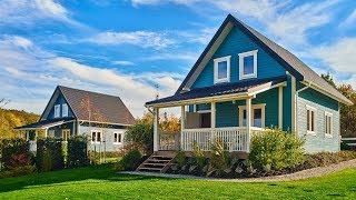 Dom Drewniany Całoroczny jako pomysł na Biznes - Domki rekreacyjne drewniane