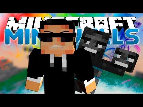НЕ ТРОГАЙТЕ ИССУШИТЕЛЯ! Minecraft Mini Walls [Mini-Game]
