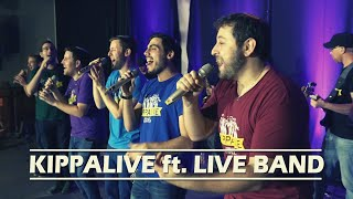 Kippalive ft. Live Band | Dance Medley (live)