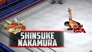 Fire Pro Wrestling World   Creation - Shinsuke Nakamura!