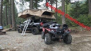 Smittybilt Overlander XL Rooftop Tent