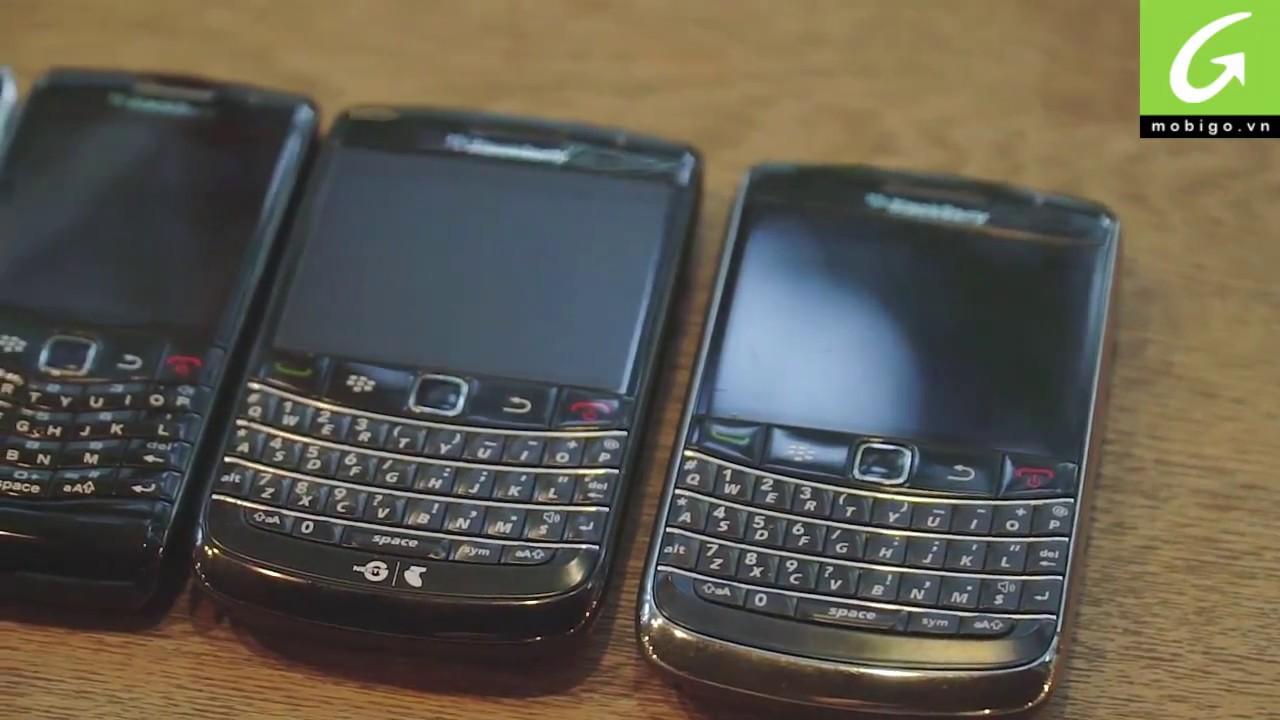 Điện thoại BlackBerry chính hãng xách tay giá rẻ