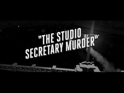 "L.A. Noire ""The Studio Secretary Murder"" Homicide Desk"
