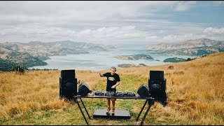 Drum and Bass mix Feat: Greeen | 1 Hour Scenic landscape New Zealand | Lost Sonics