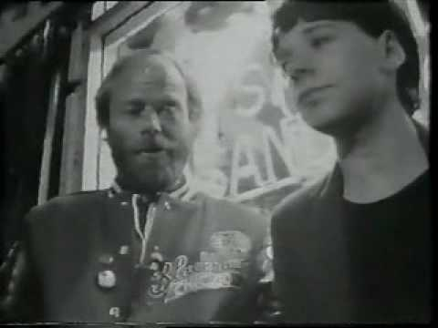 Simple Minds Whistle Test Interview 1979 (New York)