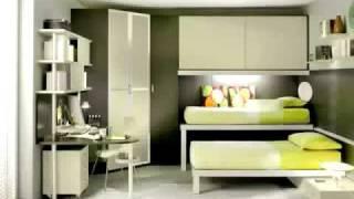 Stylish Kids Loft Bedrooms