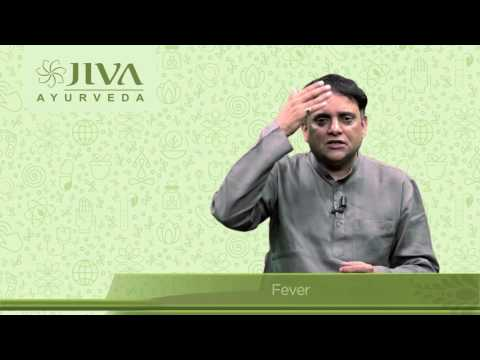 Home remedies for high temperature and fever - Jiva Ayurveda