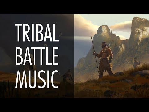 Tribal Hunt | Tribal Battle Music | Full Album