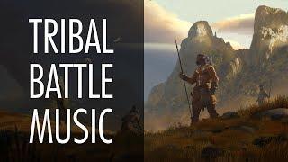 Tribal Hunt   Tribal Battle Music   Full Album