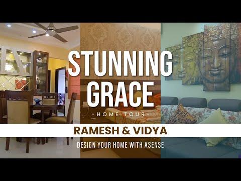 Interior Design For Ramesh & Vidya In Bangalore // Asense Interior