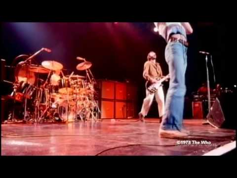 The Who - Baba O'Riley (Live) (SUB)