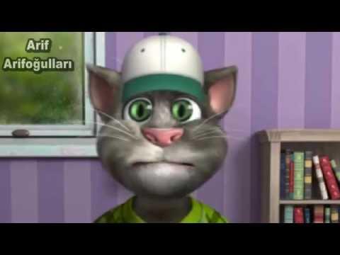 Konusan Kedi Tom Komik Sozler