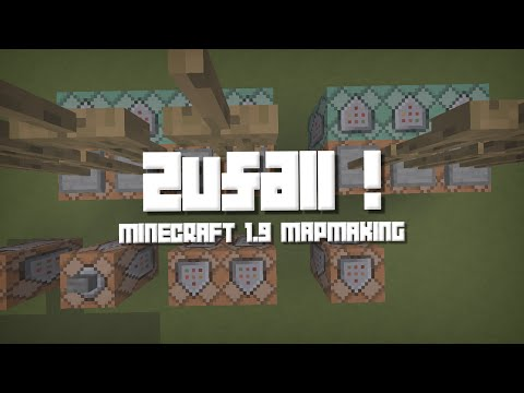 Random Commands mit ArmorStands | Minecraft 1.9