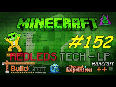 "Redled`s Tech.-LP #152 ""CC Load Balancer steuert Offshore Windpark"" [MC-1.4.7, TooManyMods;)]"