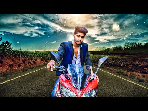 How to Create Bike Rider Style |  Photo Manipulation | Photoshop Tutorial 2016 | Tushar Ahmed
