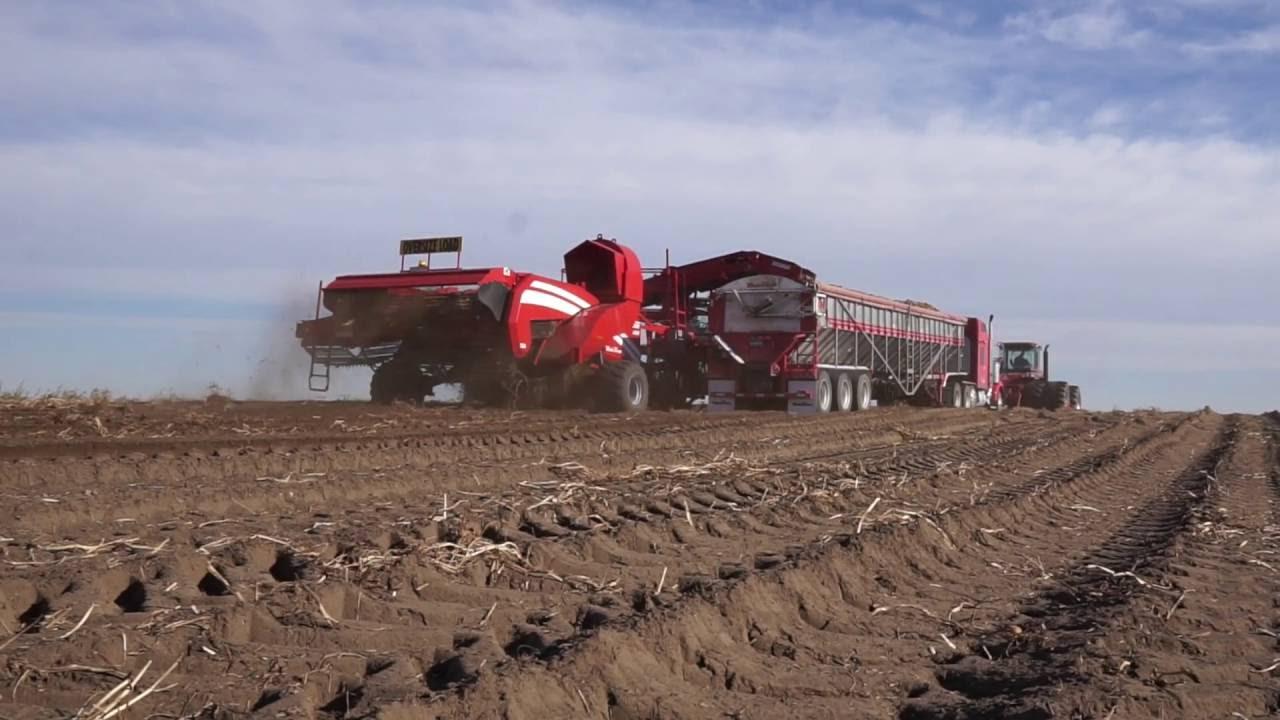 The Harvesting Trailer