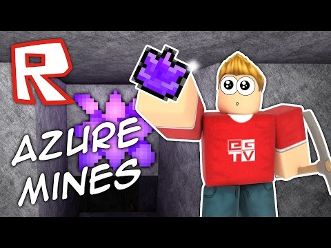 Azure Mines | ROBLOX