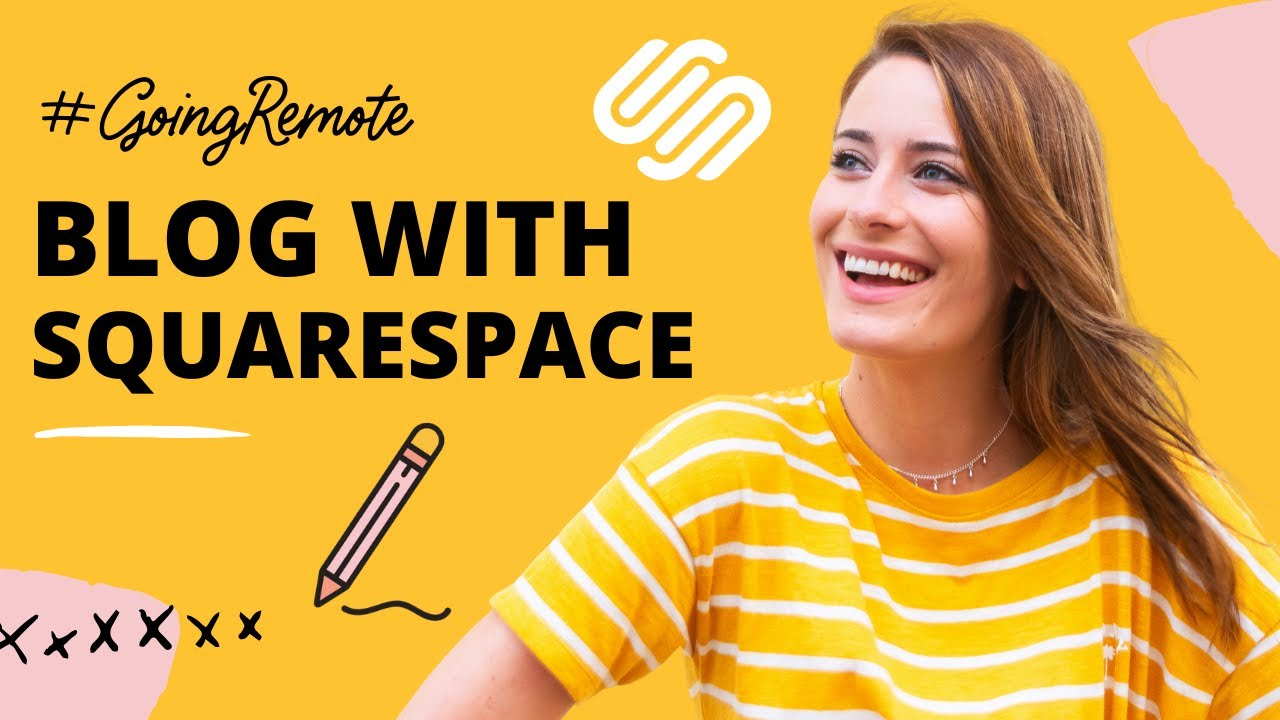 How to Blog with Squarespace (Version 7.1)