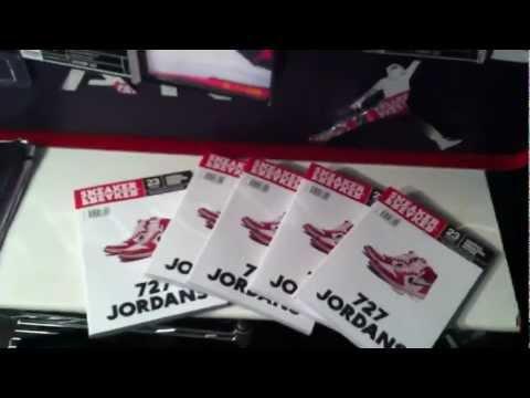 Jordan Shoes #585 & #586 Of #734, S/O To @Salvador23savior