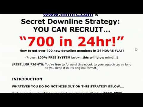100 get downline